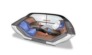 Adaptive Mobility: Autonomous Vehicle System Interaction Design